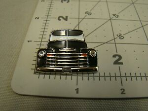 Black 47 48 49 50 51 52 53 Chevy Pick Up Truck Pin Suburban Panel Canopy Express