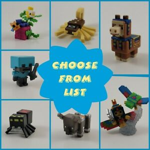 Minecraft Mini Figures Multiple Series To Choose From A3 $9.99