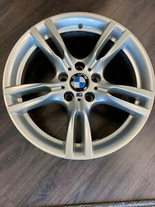 Bmw Wheel Style 400m 18x8 M Sport For F30 F32 F33 F36 Condition 9 5 10