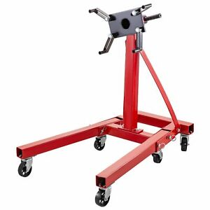 360 Degrees Rotating Engine Stand Motor Stand Capacity Adjustable Mounting Tool