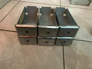 8 Esd Coin Box Money Box Washer Dryer used 6 Box