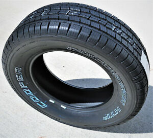Tire Cooper Discoverer Htp Ii 265 70r17 115t As A S All Season