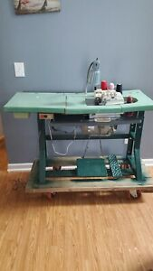 Consew 4 Thread Industrial Sewing Machine