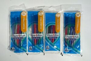 New Paper Mate Write Bros Pack Of 5 Mechanical Pencils 0 7mm 2 Lot Of 4