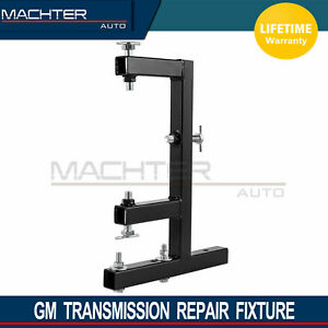 Gm Transmission Repair Fixture Bolts To An Engine Stand Us Seller