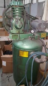 Melben Products 80 gallon 5 Hp Air Compressor 200 Psi 230v 1 phase Work Horse