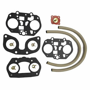For Dellorto Drla 36 40 45 48 Carbs Rebuild Kit With Added Fastners Supplement