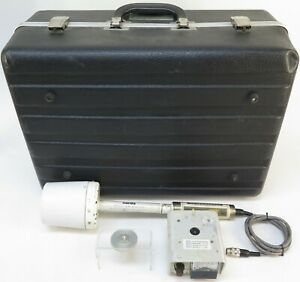 Narda 8760 Isotropic Electric Field Probe 30khz 1ghz W Efs 5 Charger