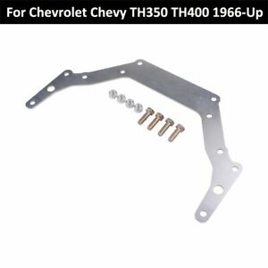 Transmission Adapter Plate Convert Th350 Th400 To Trans For Chevy Engine 1962 Up