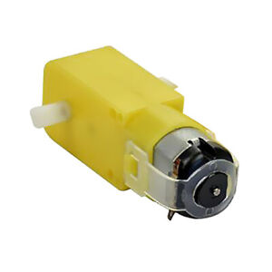 Rc Tt Chassis Motor With Emc Speed Reduction Motor For Diy Replacement Parts