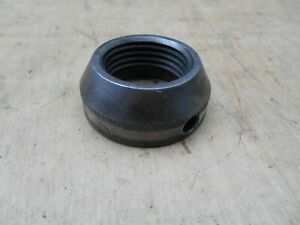 Logan Atlas South Bend Lathe 1 1 2 X 8 Spindle Nose Thread Protector