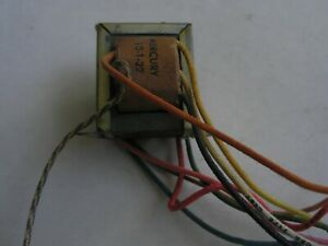 2 Electrical Transformers With Various Outputs