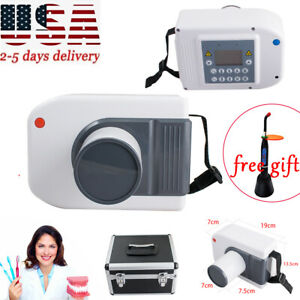 30khz Digital High Frequency Intra oral X Ray Machine Handheld Imaging Unit Usa