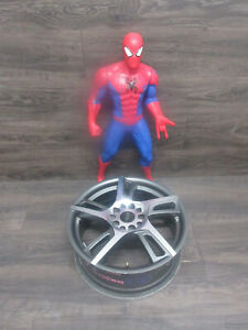 Mb Wheels Vector One Used Aftermarket Rim As Pictured 17 Inch With Cap 3