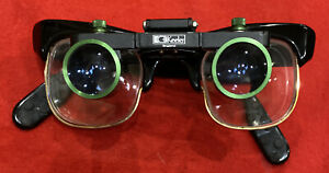 Keeler 2 5x Coated Galilean Surgical Loupes 16 Inch 420mm Working Distance