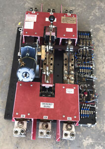 Russelectric Rmt 6003ce Automatic Transfer Switch 600a 480v 3ph switch Only