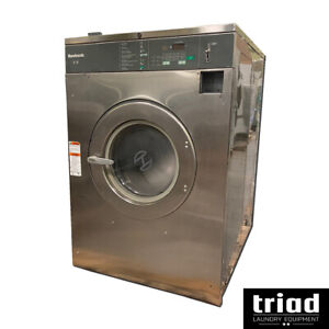 14 Huebsch 60lb Coin Commercial Washer 1ph Laundromat Speed Queen Unimac Ipso