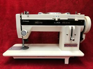 Industrial Strength 9 Sewing Machine Heavy Duty Upholstery Leather Walking Foot