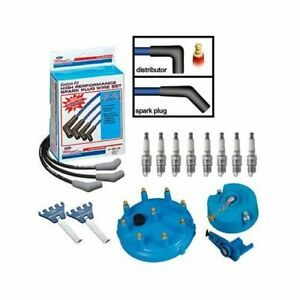Summit Racing Ignition Tune Up Kit Pro Pack 06 0002