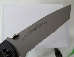 Benchmade quot;970S Emerson CQC7quot; in Original Box with Factory Papers $429.00