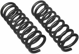 Moog Chassis Parts Springs Front Coil Chevy Bel Air Biscayne Impala Caprice Pair
