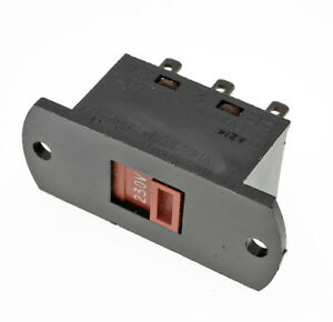 Itw Se 1022 00 f hk h Dpdt Line Voltage Selector Switch 10a 125vac 5a 250vac