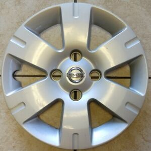 2007 2012 Nissan Sentra 15 Wheel Cover Hubcap Used 53073