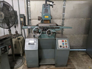 Harig 618 Automatic Ii Surface Grinder W Magnetic Chuck Incl 6 X 18 Travel