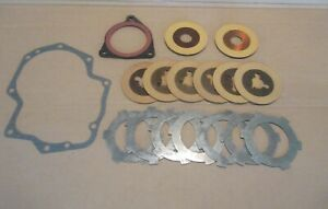 Pto Clutch Disc With Drivers Set For John Deere 60