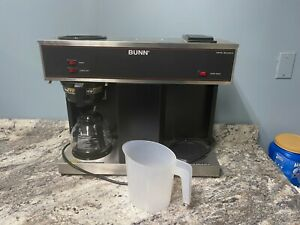 Bunn Commercial Coffee Maker Used Vpm Series