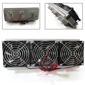Module Water Cooler Thermoelectric Peltier Cooler Cooling System Diy 210w New