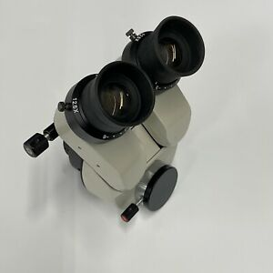 Binocular Surgical Microscope Head 12 5x Eyepieces used please See Details For