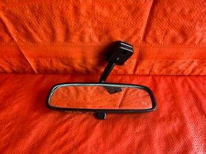 02 06 Acura Rsx Type S Base Rear View Mirror Oem Factory Oe 73