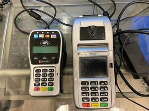 Fd130duo Credit Card Machine With Pin Pad