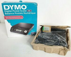 Dymo M5 Digital Postal Scale 5 Lb Weight Letters Packages Up To 5 Lbs 1772056