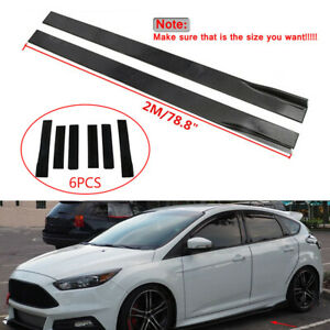 For Ford Focus Fiesta 43 3 Top Roof Rack Cross Bar Luggage Carrier Aluminum K