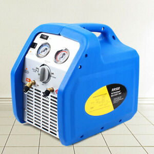 Twin Cylinder Refrigerant Recovery Machine For Refrigerator air Conditioner Usah