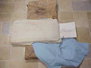 1963 Plymouth Valiant Nos Mopar 2429171 Headliner Blue