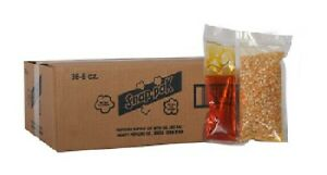 Buttery Canola Oil Portion Paks 6 Oz Poppers Case Of 36