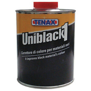 Uniblack Stain Step 1 2 Complete System From Tenax