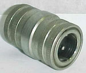 Bruning Parker 1 2 Quick Coupler Union Fitting