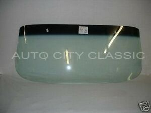 1962 Chev Pontiac Hardtop And Convert And 61 Convert Windshield Green Shade Band