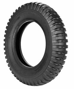 One New Firestone 6 00 16 Military Jeep Willys Vehicle Truck Tire 543522