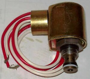 Delta Hydraulic Mini Cartridge Solenoid Valve 86030003