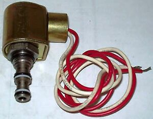 Delta Hydraulic Mini Cartridge Solenoid Valve 86030012