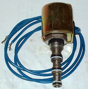 Delta Hydraulic Mini Cartridge Solenoid Valve 86030014