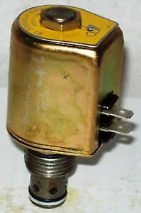 Delta Mini Cartridge Solenoid Valve In Body 85710001