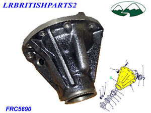 Land Rover Differential Housing Defender Discovery I Range R Classic New Frc5690