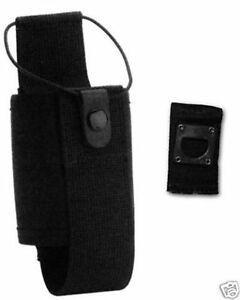 Nylon Motorola Portable Two way Radio Case Holder Med