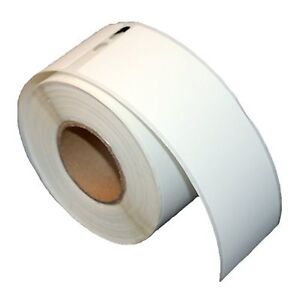 48 Rolls Of Dymo Labelwriter Compatible 30327 File Folder Labels 130 Per Roll